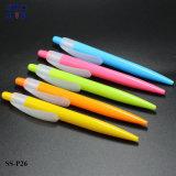 De Plastic Pen die van de bevordering Vlotte Ballpoint schrijven