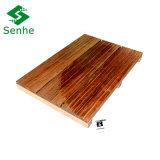 High-density сплетенная стренгой Bamboo плитка настила