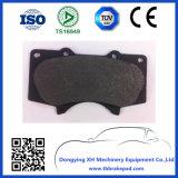 Les pièces automobiles Semi métal non de l'amiante la plaquette de frein (D976)