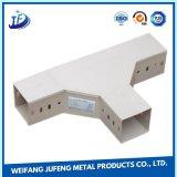 Изготовленный на заказ металл холоднокатаной стали точности штемпелюя полуфабрикат мост панели стальных структур