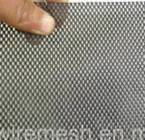 Écran époxy de guichet d'acier inoxydable