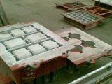 Moule de blocs creux, brique, de moule finisseur, de verrouillage du moule du moule