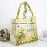 カスタムPrinting Laminated Shopping BagかHand Bag