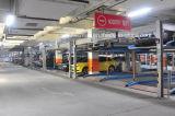 Sistema intelligente a più strati di parcheggio