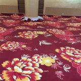 Impreso de nylon de lujo alfombras para el Corredor del hotel