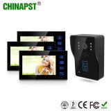 Telefone à porta de vídeo de 4 fios de RFID ID à prova d'água (PST-VD704T-ID)