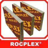 La película enfrenta la madera contrachapada Rocplex -- garantizar la máxima calidad