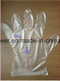 100PCS каждая перчатка мешка устранимая пластичная