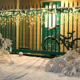 Свет Icicle украшения венчания Fairy света страны чудес