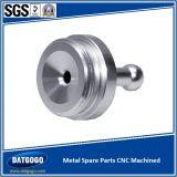 De Vervangstukken van het metaal met Machinaal bewerkt CNC