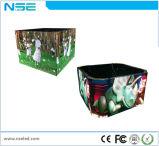 SMD para interiores instalación fija de visualización de vídeo LED para publicidad