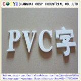 Strato variopinto su ordinazione della gomma piuma del PVC per fare pubblicità
