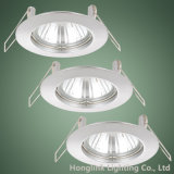 Fixed 3W / 5W / 7W LED recesso Downlight com GU10 Light Fixture