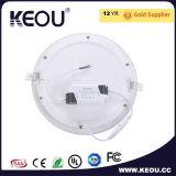 Indicatore luminoso di comitato rotondo di prezzi di fabbrica di Guangzhou 6W LED per la casa