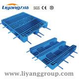 Reforço de aço 1200 x 1200 mm paletes de plástico