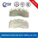 Plaque de support de garnitures de frein à disque de constructeur de Wva29136 Chine