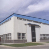 Berufshersteller-vorfabrizierte Stahlkonstruktion-Werkstatt (Zeitlimit)