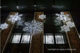 Flocon de neige à LED lumière Décoration de Noël