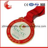 La Chine fonction régionale Free Design de médaille avec ruban