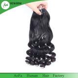 Os fabricantes Aofa Guangzhou Fumi cabelos humanos virgem para mulheres negras