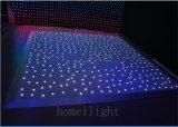 Best Seller LED Star Dance Floor Azulejo com controle remoto sem fio