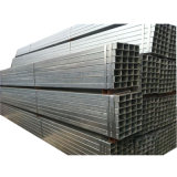 Строительный материал Q235 ВПВ сварной Gi квадратная стальная труба