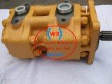 Fábrica del OEM KOMATSU--Bomba principal hidráulica Ass'y de KOMATSU PC38uu-3 de la máquina genuina del excavador: piezas autos 708-3s-00323.708-3s-00320