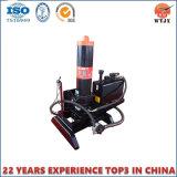Wantong FC do cilindro hidráulico para o sistema de descarga de caminhões de despejo
