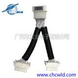 Personnalisée en usine 16p auto câble OBD
