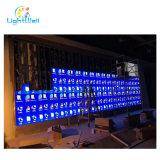 Piscina P2.5 cores P3 P4 Painel de LED da tela do Mostrador Digital Light
