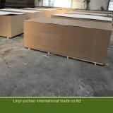 Certificat de l'EPA 15mm MDF brut / MDF brut pour le mobilier