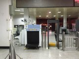 Scanner van de Inspectie van het Systeem van de Inspectie van de Röntgenstraal van de Mening van de Machine van de Inspectie van de röntgenstraal de Dubbele voor Luchthaven