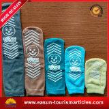 Calcetines de aviones para los calcetines superiores de la enfermera de la clase