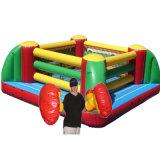 Tarpaulin Sporting Game Inflatable Boxing Ring