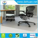 PVC 의자 매트, 코일 매트 양탄자 롤, 못을%s 가진 PVC 지면 양탄자 가격