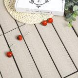 옥외 휴대용 방수 좋은 1개의 박층으로 이루어지는 마루 갑판은 가나에 있는 안뜰 Hotsale를 위한 덮음을 타일을 붙인다