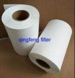 Alta membrana microporosa PVDF del filtrante di portata per gas