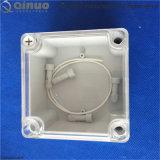 Scatola di giunzione impermeabile di plastica esterna su ordinazione del collegamento IP65 di Qinuo