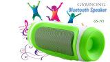 Mic /TFのカード/USB /FMのラジオ/補助のスピーカーとのGymsong Bluetooth 3.0