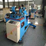 máquina de formação de tubos em espiral para conduta de folha de alumínio produzir