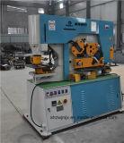 Machine de poinçon Q35y-25 et de tonte combinée hydraulique pour le métal