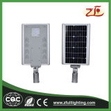 40W de alta potência com alta qualidade Bridgelux IP67 Luz de Rua Solar de LED