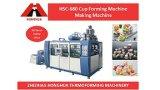 Hsc-680una taza de la máquina