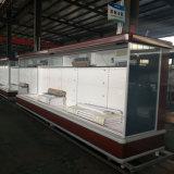 Frigorifero aperto della visualizzazione del supermercato del refrigeratore di Commeercial Multideck