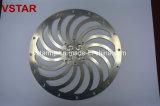 De Hoge Precisie CNC die van de Lage Kosten van de Fabriek van China ISO9001 het Deel van het Aluminium machinaal bewerken