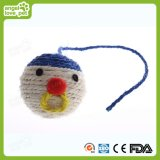 Little Doll sisal de bolas, juguetes para mascotas