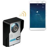 WiFi videotürklingel Ringbell mit HD720p Monitor-AusgangsSicherheitssystem