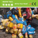 Flacon en PEHD machine de recyclage durable