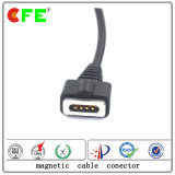 USB 4pin с магнитным кабельным соединителем