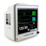 Equipamento Médico de 12 polegadas Multiparamétricas Modular de ultra-som do monitor de paciente